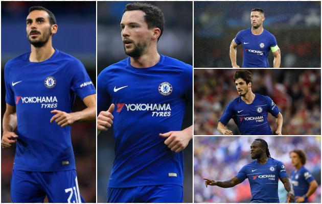 Xong! Sau Fabregas, Chelsea tiếp tục chia tay 5 ngôi sao ở đội một - Bóng Đá