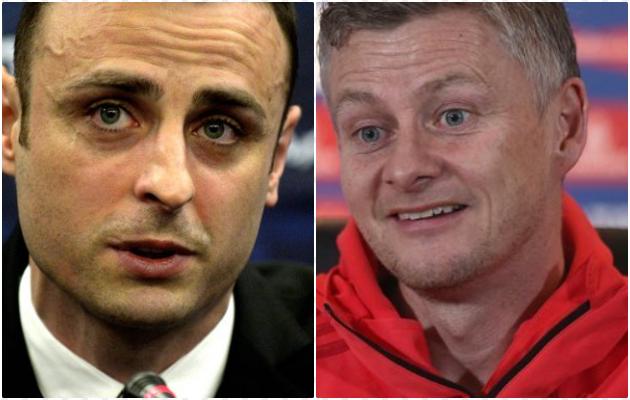 Berbatov không thể tin 1 điều với Solskjaer và Man Utd - Bóng Đá