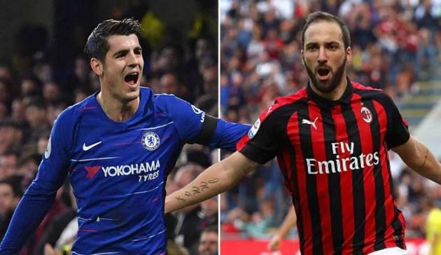 Nóng! Giám đốc Juventus tuyên bố khả năng Higuain gia nhập Chelsea - Bóng Đá