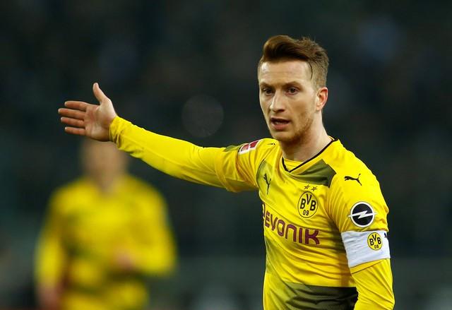 CHÍNH THỨC: Marco Reus trở thành cầu thủ Đức xuất sắc nhất năm 2018 - Bóng Đá