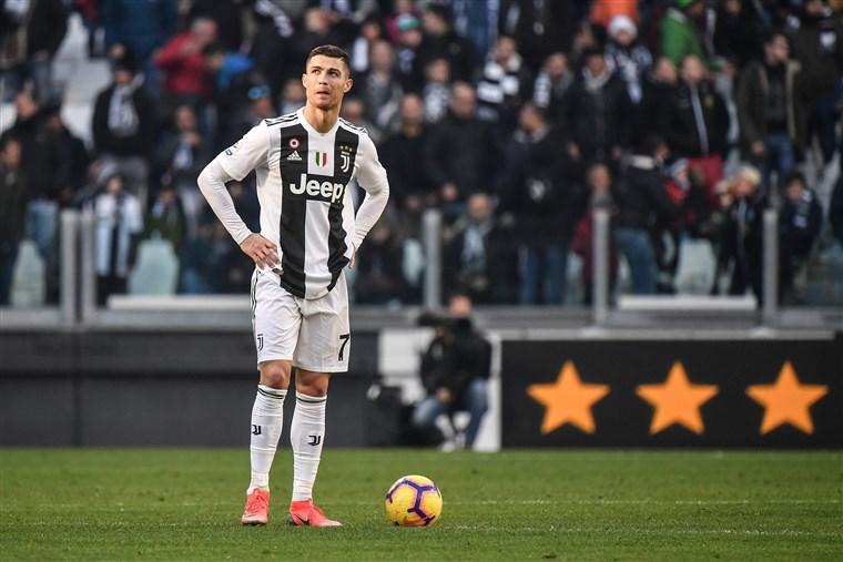 Nóng! Ronaldo gặp rắc rối lớn trong vụ cáo buộc hiếp dâm - Bóng Đá