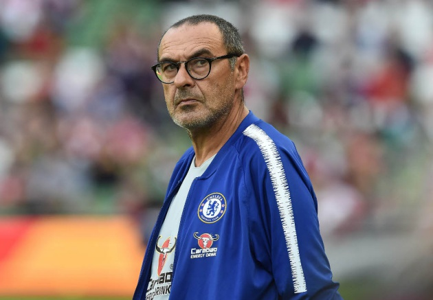 Maurizio Sarri tells Chelsea how many transfers he 'needs' in January - Bóng Đá