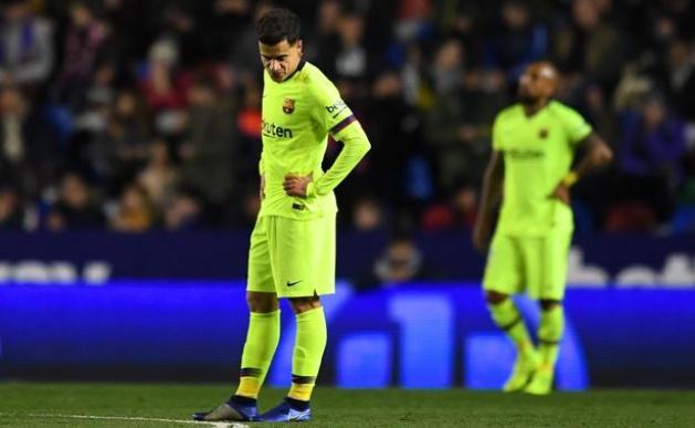 Man Utd đặc biệt chú ý! Niềm tin của Coutinho tại Barca đang