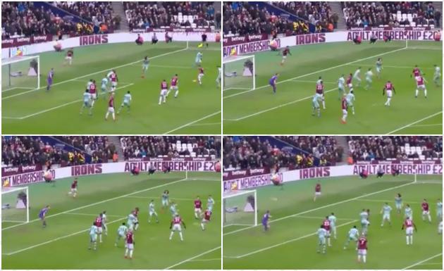 'Nasri đã có pha dọn cỗ trước Arsenal' - Bóng Đá