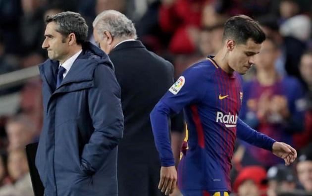 CỰC NÓNG! Coutinho đưa ra quyết định chuyển nhượng với Man Utd - Bóng Đá