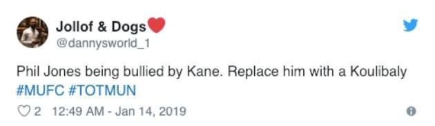 Thắng Tottenham, fan Man Utd đưa ra 1 thông điệp chuyển nhượng rõ ràng - Bóng Đá