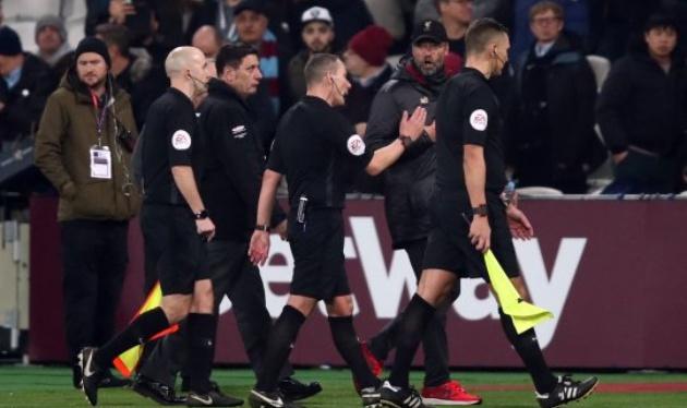 Liverpool hoà may mắn, Klopp khiếu nại và nhận được câu trả lời cực sốc! - Bóng Đá