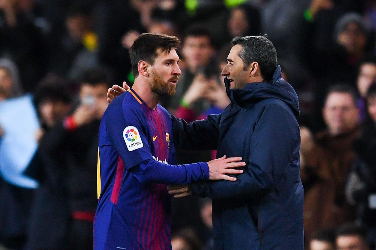 Tại sao Messi không đá chính ở trận Barca 1-1 Real Madrid? - Bóng Đá