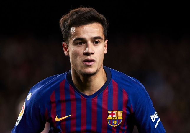 XONG! Barca đưa ra quyết định về tương lai Coutinho với Man Utd - Bóng Đá