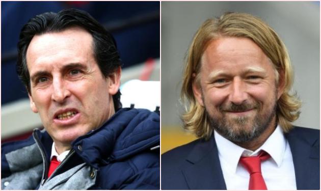 Emery tiết lộ lý do then chốt khiến Arsenal sẽ nhớ Sven Mislintat - Bóng Đá