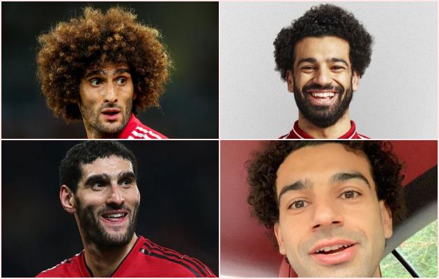 Học Fellaini, Salah tự biến mình thành 1 người hoàn toàn khác - Bóng Đá