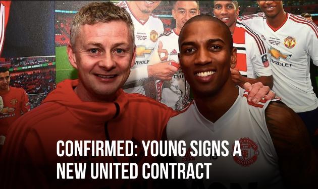 CHÍNH THỨC: Man Utd gia hạn hợp đồng với