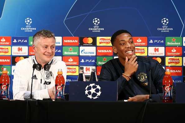 Martial: Thật khó với Mourinho và cũng thật dễ với Solskjaer - Bóng Đá