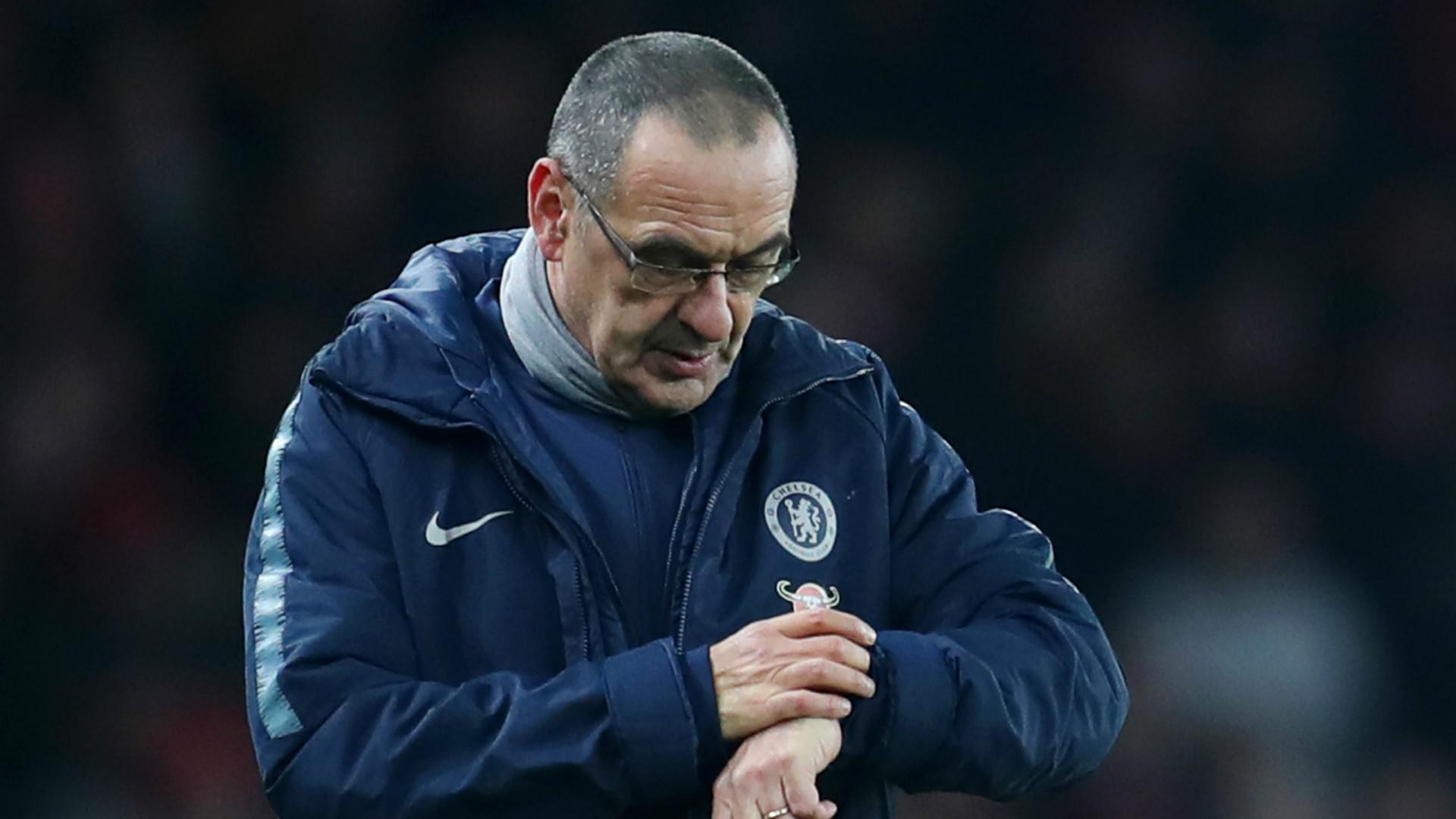 Cầu thủ Chelsea tin tưởng Sarri sẽ bị sa thải với 1 điều kiện - Bóng Đá
