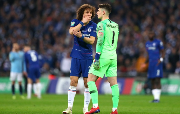 'The Chelsea board have to say something' - Ballack - Bóng Đá
