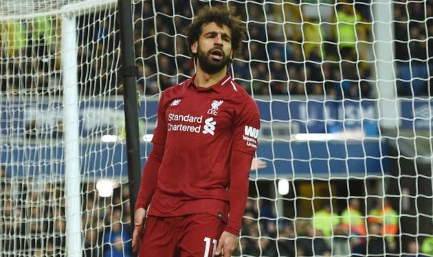 Phong độ của Salah thực sự chạm đáy kể từ khi tới Liverpool - Bóng Đá
