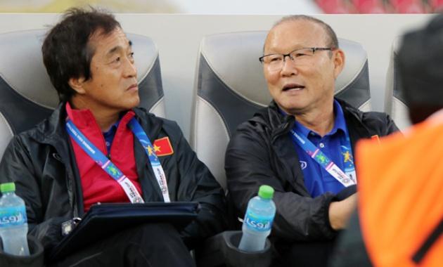 NÓNG! VFF thay đổi kế hoạch, thầy Park dẫn dắt cả ĐTQG và U22 Việt Nam - Bóng Đá