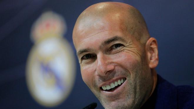 CHÍNH THỨC: Real Madrid tái bổ nhiệm Zidane, hợp đồng