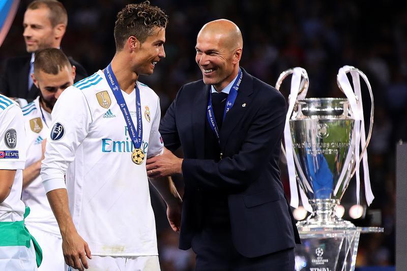 Zidane không nói dối, nhưng ông đã mất đi 2 điều lớn lao tại Real Madrid - Bóng Đá