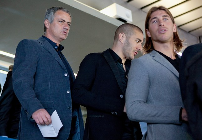 Jose Mourinho's Real Madrid return blocked by two key figures in dressing room - Bóng Đá