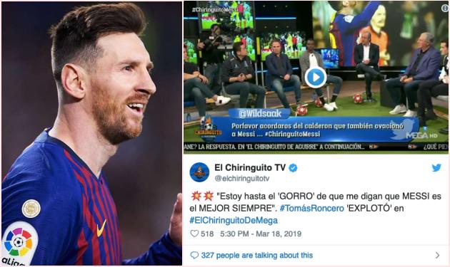 'Barca sẽ bị Man Utd loại, và Messi sẽ biến mất một lần nữa' - Bóng Đá