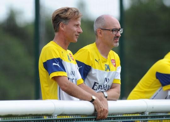 Arsenal tính gây sốc ở vị trí giám đốc thể thao sau khi Monchi và Overmars từ chối - Bóng Đá