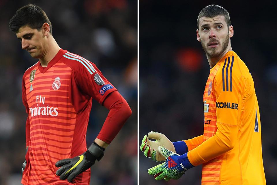 Courtois đã chọn được bến đỗ mới, không phải Man Utd; Khó cho Real Madrid - Bóng Đá