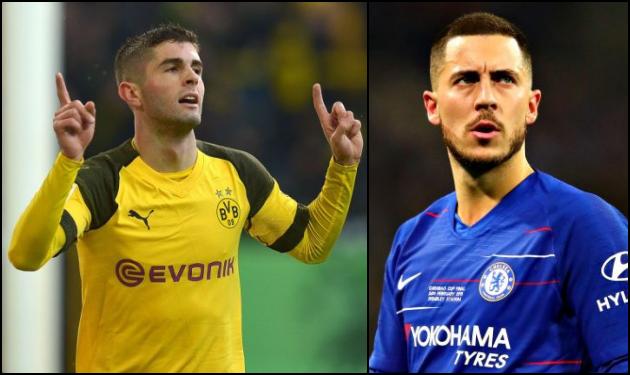 Chưa đến Chelsea, sao 64 triệu euro tuyên bố thay thế Hazard - Bóng Đá