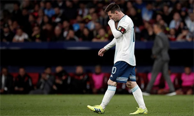Xin lỗi, nhưng đội hình Argentina không xứng đá cạnh Messi! - Bóng Đá