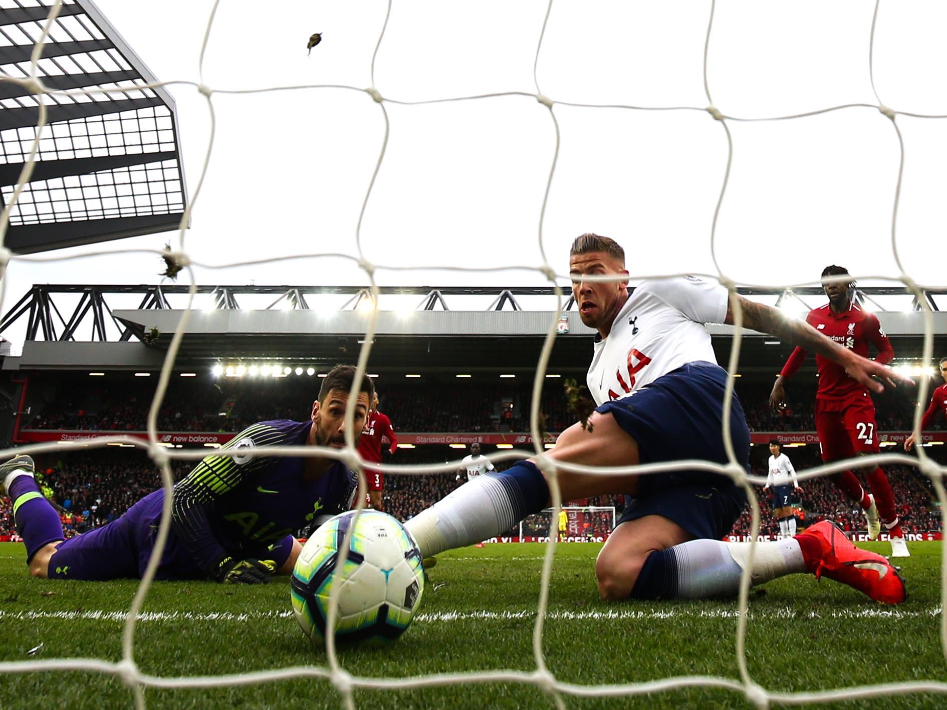 Những hình ảnh cho thấy Tottenham thực sự quá