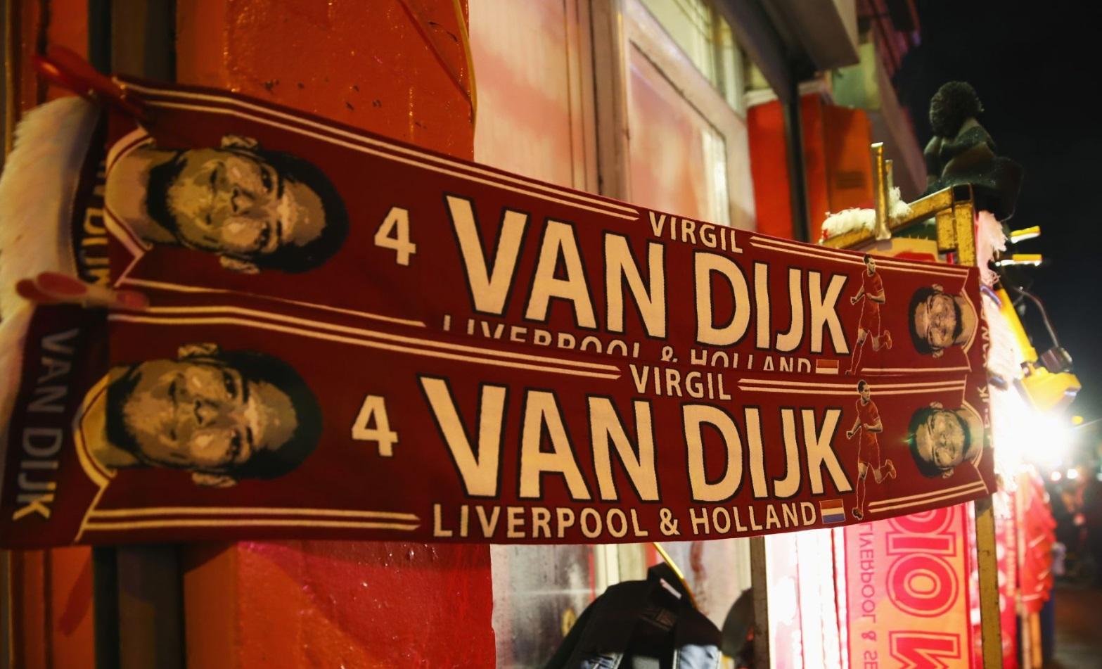 Bạn đã biết Van Dijk trở thành hậu vệ giỏi nhất Premier League như thế nào? - Bóng Đá