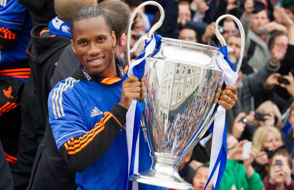 Drogba đưa ra dự đoán gây sốc về Man Utd tại Champions League - Bóng Đá
