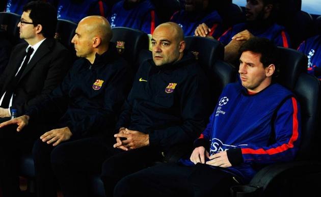 Messi không ghi bàn nhưng chứng tỏ 1 điều rất lớn lao tại Old Trafford - Bóng Đá