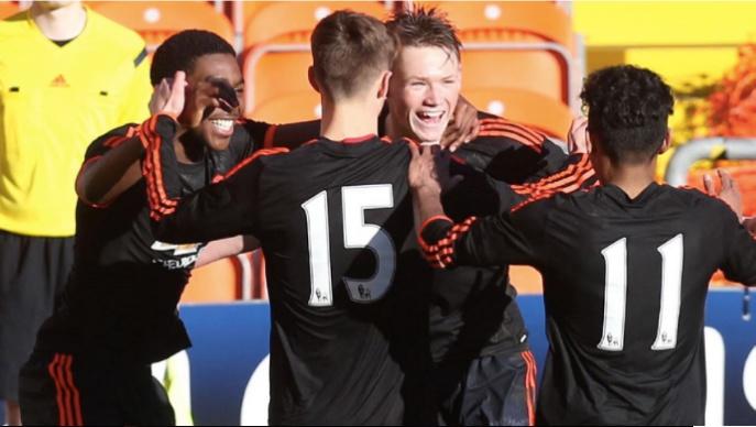 Sự trỗi dậy của McTominay từ Blackpool cho đến Barcelona! - Bóng Đá