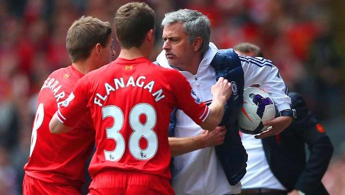 Mourinho và cuộc phỏng vấn kinh điển sau trận Liverpool 0-2 Chelsea - Bóng Đá