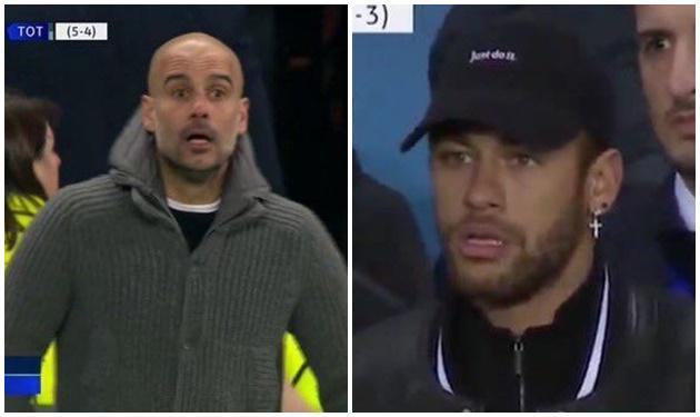 VAR đã khiến Guardiola biến thành... Neymar - Bóng Đá