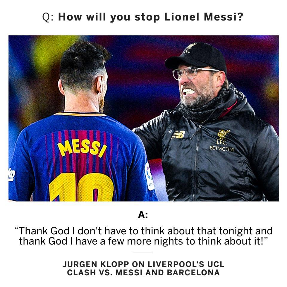 Được hỏi về Messi, thuyền trưởng Liverpool phải cảm ơn... Chúa! - Bóng Đá