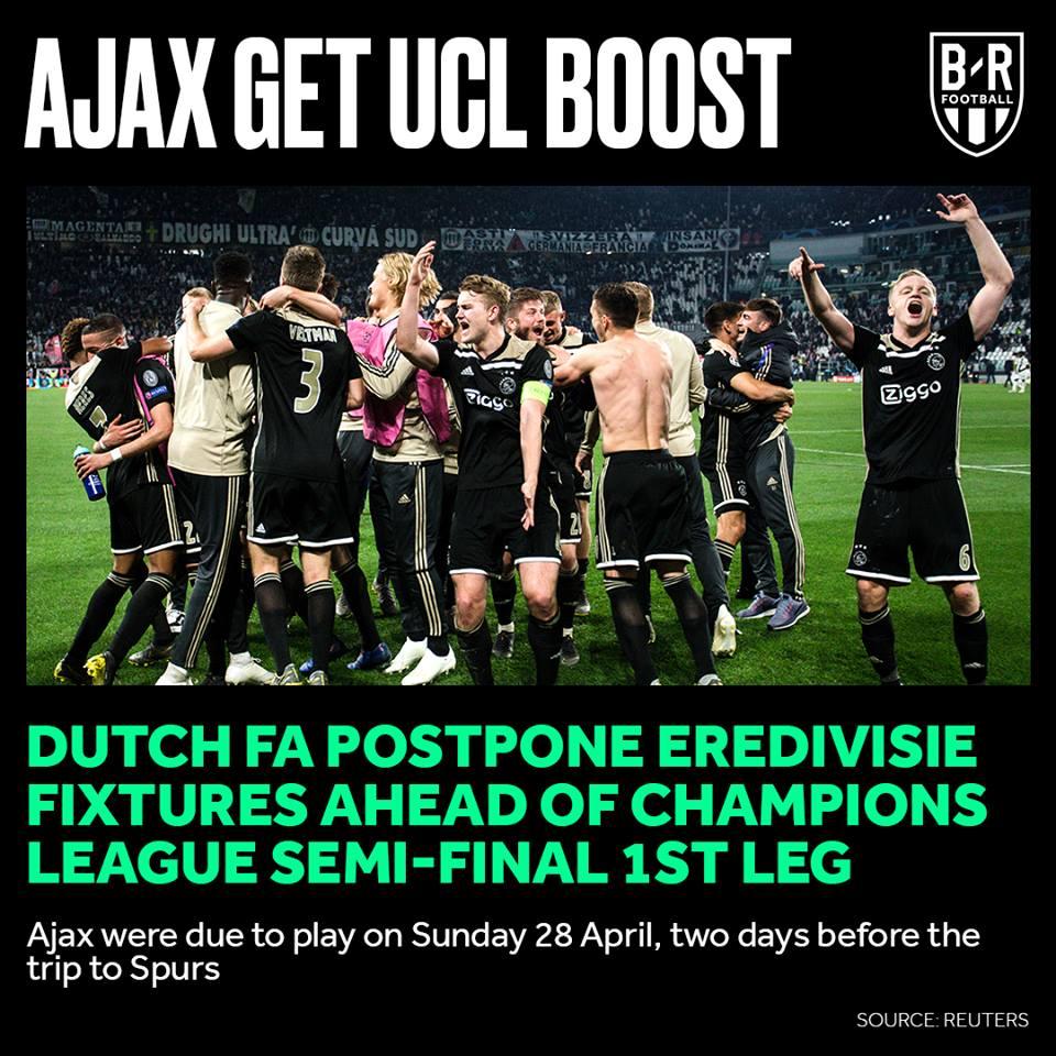 NÓNG! Tottenham gặp bất lợi cực lớn trước trận gặp Ajax - Bóng Đá