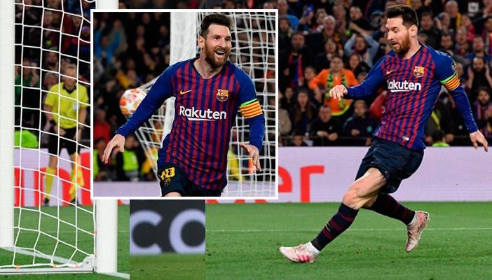 Messi chỉ xếp dưới 1 người về độ