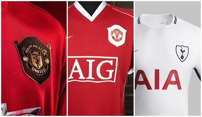 Tại sao logo của Man Utd được bao bọc bên ngoài? - Bóng Đá
