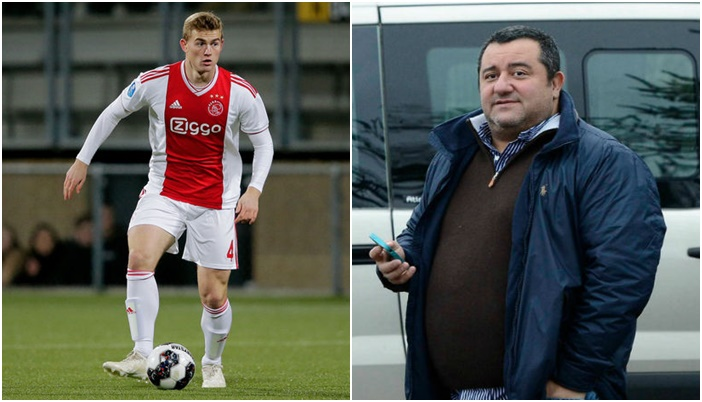 Biến căng vụ De Ligt: Man Utd có cơ hội lật kèo Barca nhờ cố nhân không ngờ! - Bóng Đá
