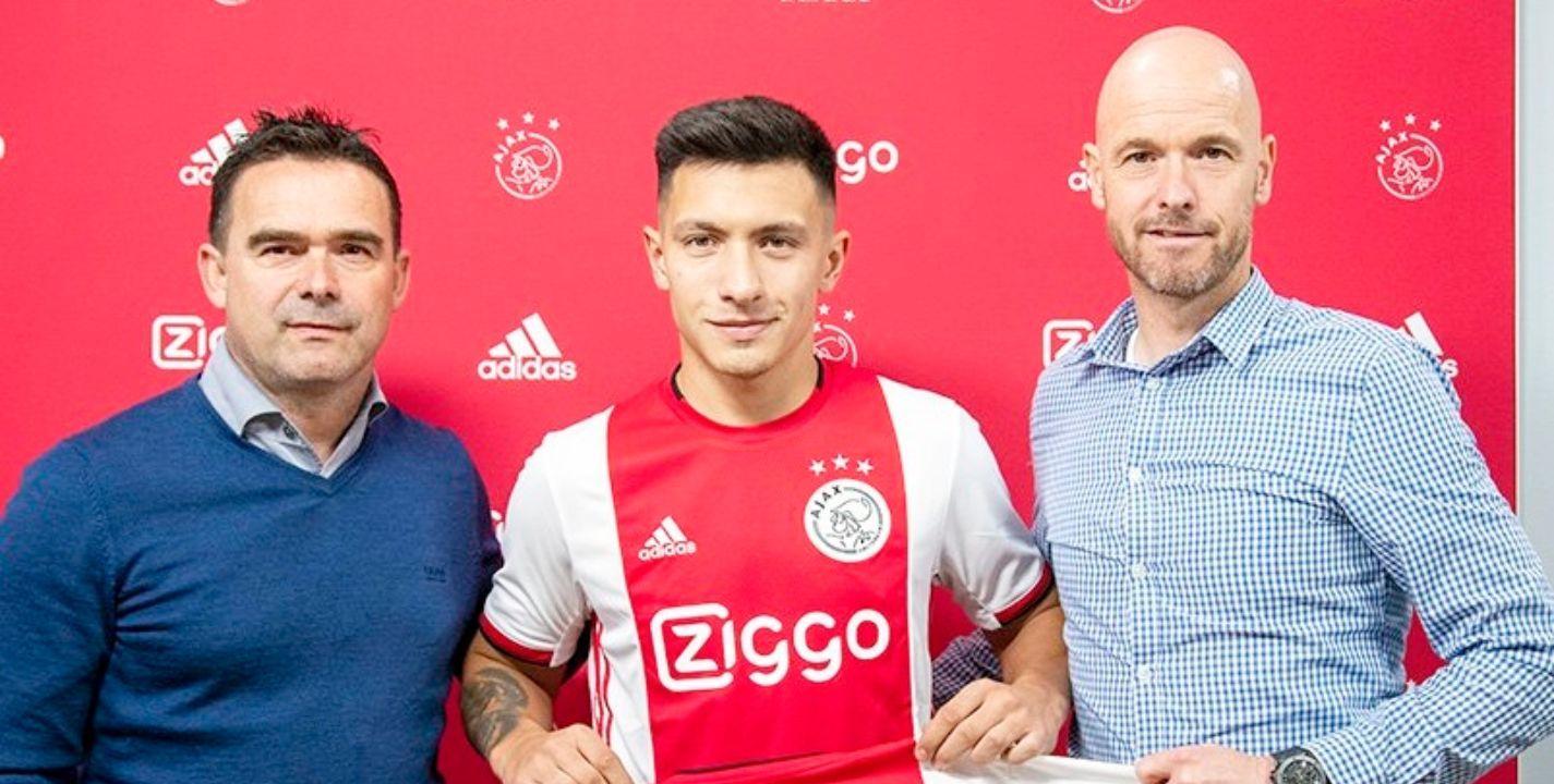 CHÍNH THỨC: Ajax hoàn thành chữ ký thứ 4, De Ligt đếm ngày ra đi - Bóng Đá