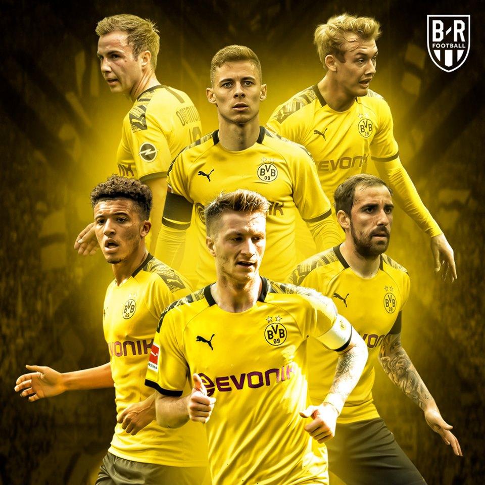Dortmund đang có