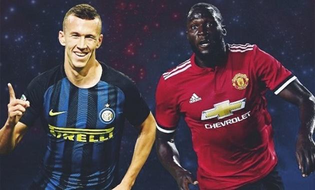 Perisic và Lukaku đổi vị trí: Man Utd đã biết sự khác biệt chưa? - Bóng Đá