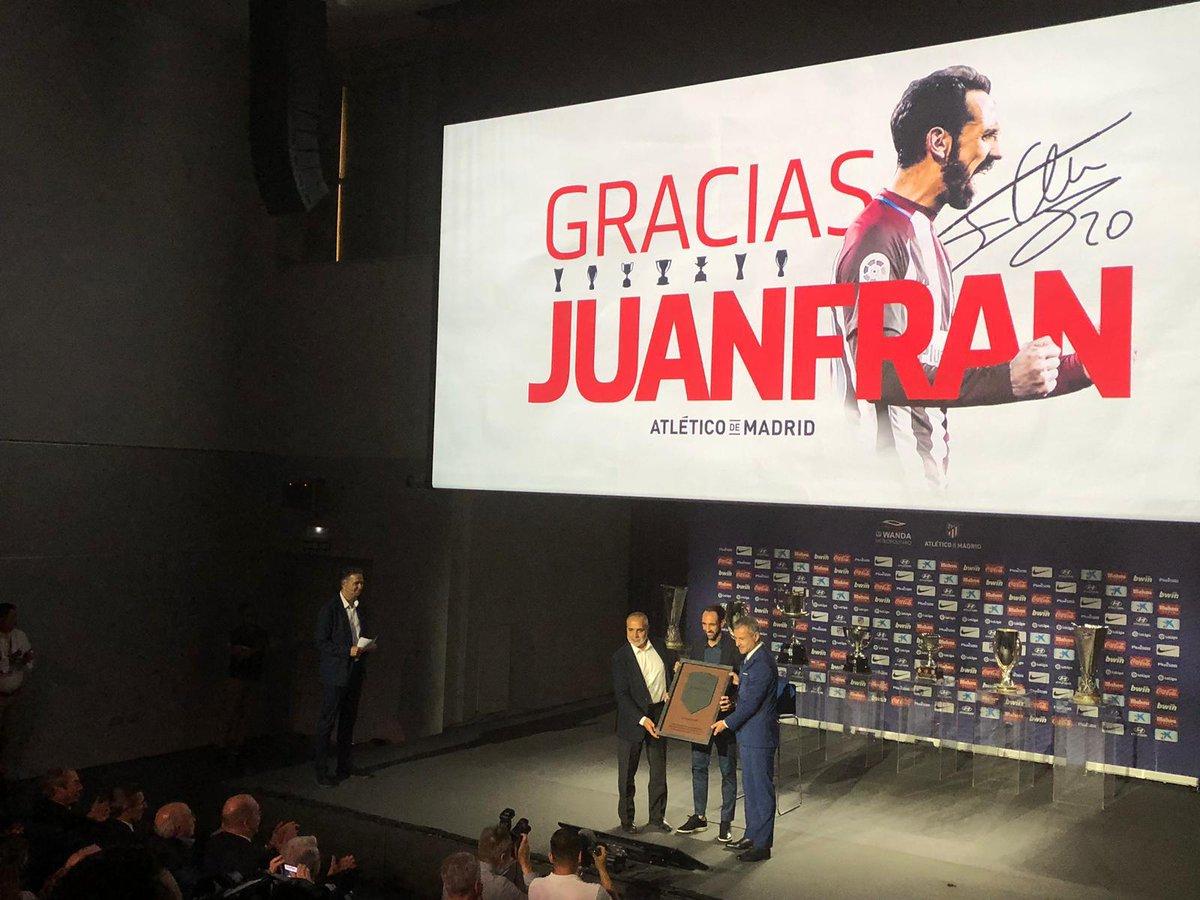 CHÍNH THỨC: Công thần chia tay Atletico Madrid sau 8 mùa giải - Bóng Đá