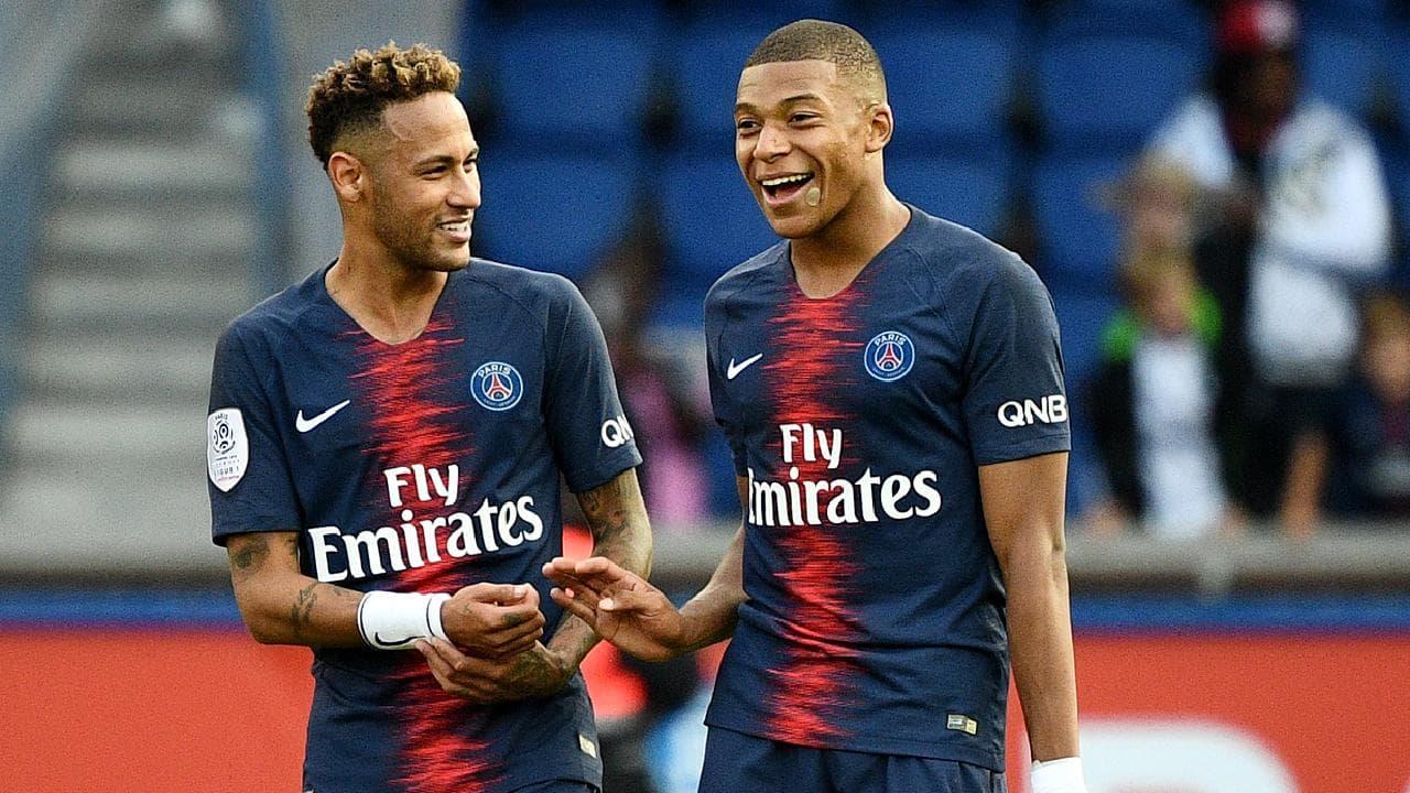 NÓNG! Neymar & Mbappe được bật đèn xanh để rời PSG - Bóng Đá