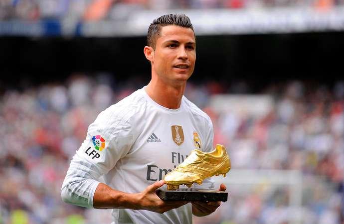 Cristiano Ronaldo: Giày vàng giá trị hơn Quả bóng vàng! - Bóng Đá