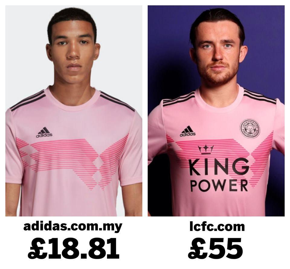 SỐC! Leicester và Adidas kiếm được 37 bảng/1 áo đấu chỉ với điều đơn giản - Bóng Đá