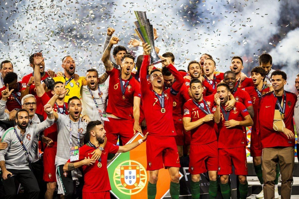 Gạt ngay danh hiệu UNL, Ronaldo hướng tới EURO 2020 - Bóng Đá