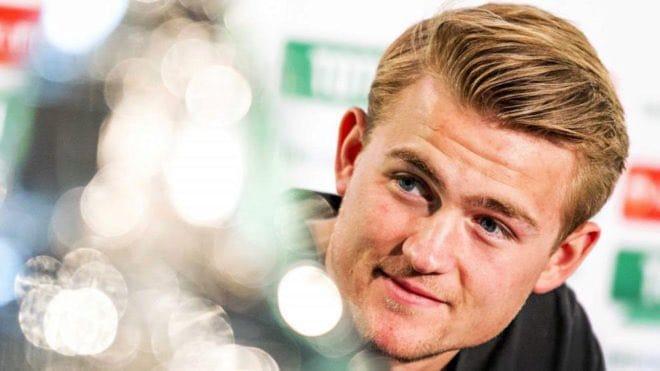 Chỉ 1 tuyên bố, De Ligt khiến Man Utd mơ mộng với 2 ý tưởng! - Bóng Đá